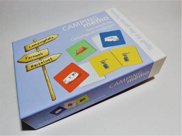 Camping Memory/Memo Campingfahrzeuge Camperkidz Shop Camping Artikel für Kinder