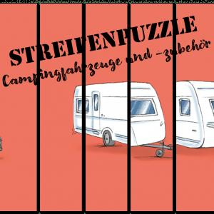 Puzzle Campingfahrzeuge und Campingzubehör Camperkidz Shop Camping Spiele für Kinder