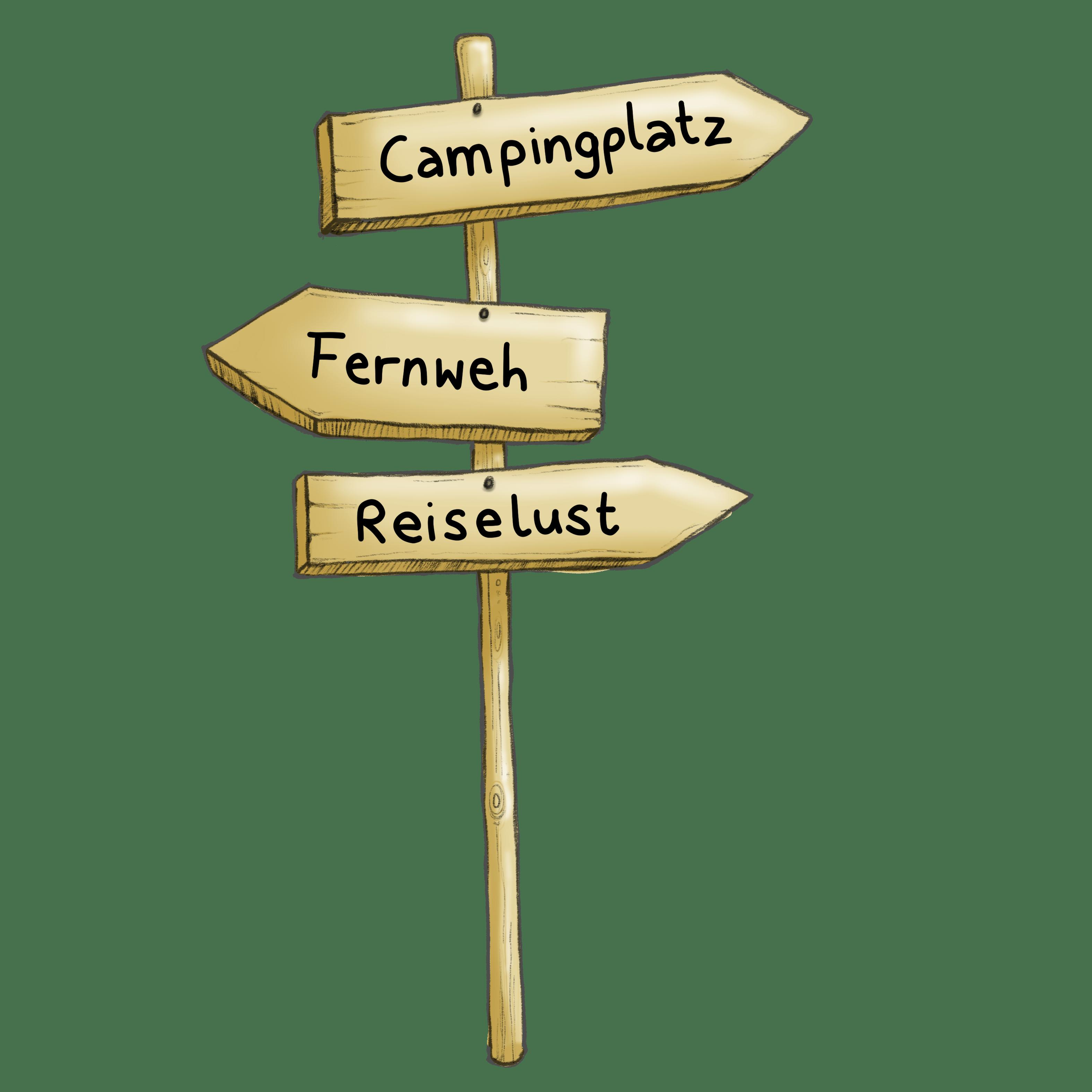 Entdecke mit uns die bunter Campingwelt, Campingspiele & Memos